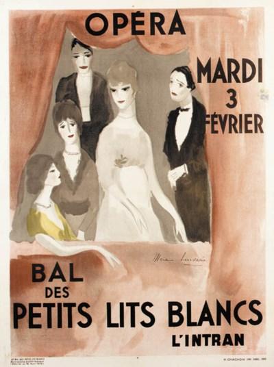 LAURENCIN, Marie (1885-1956)