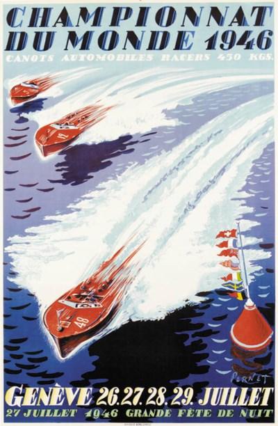PERNET, Percival (1890-1977)