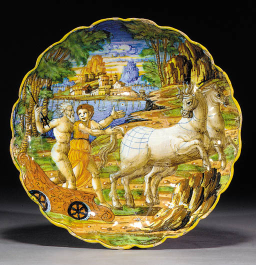 An Urbino crespina