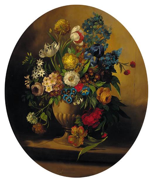Manner of Jan Frans van Dael,