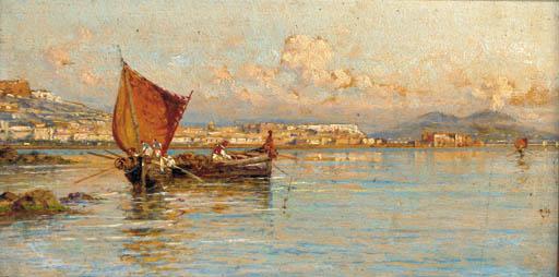 Giuseppe Carelli (1858-1921)