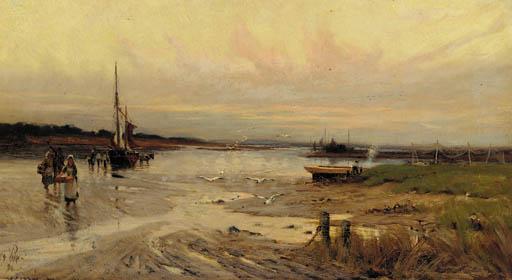Sidney Pike, circa 1894