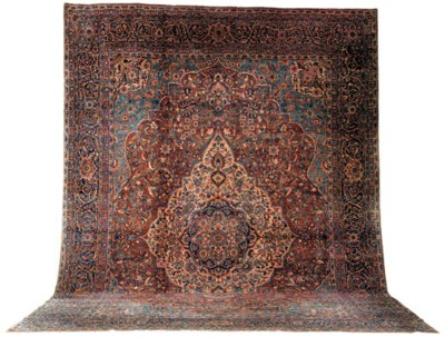 A fine Kirman carpet, South Pe