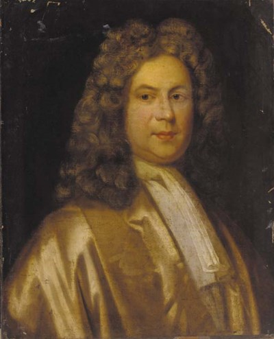 English School, circa 1730