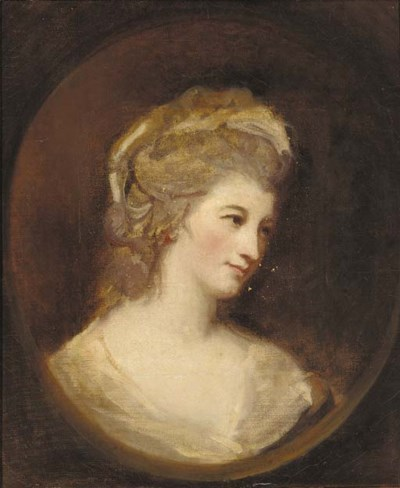 Attributed to George Romney (1