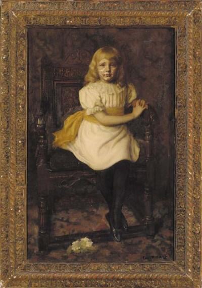 Eugéne Vincent Vidal (fl.1873-