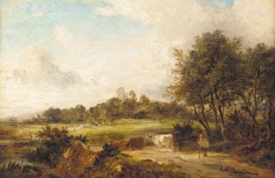 George Barrell Willcock (1811-