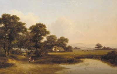 Walter Heath Williams (fl.1841