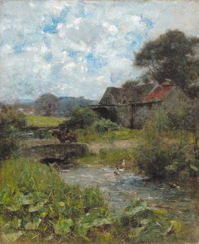 Joshua Anderson Hague, R.I., R