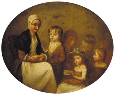 Circle of Arthur Devis (1712-1