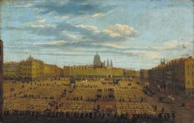 Circle of Josiah Boydell (1752