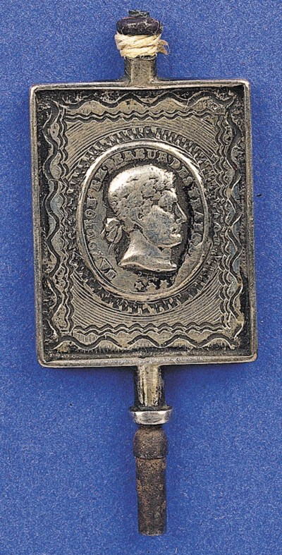 An early 19th-Century silver w