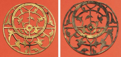 A rete of an astrolabe, unsign