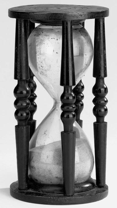 A [?]late 18th--Century mahoga