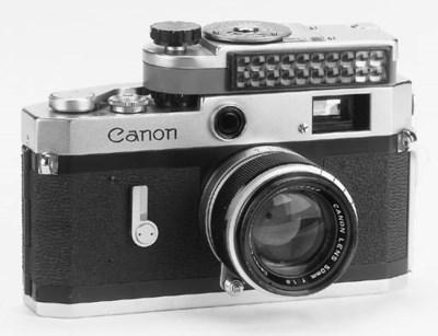 Canon P no. 731188