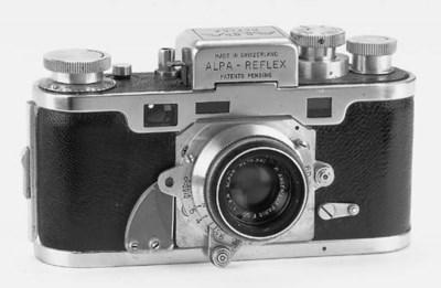 Alpa Reflex (II) no. 20271