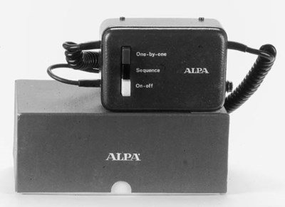 Alpa 250-exposure back