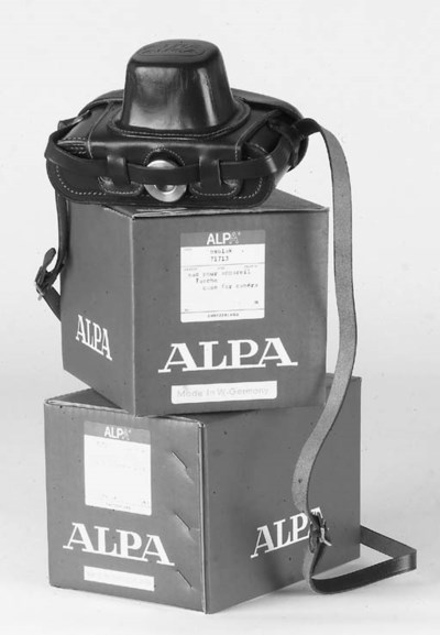 Alpa leather ever ready cases