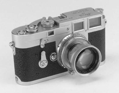 Leica M3 no. 737083