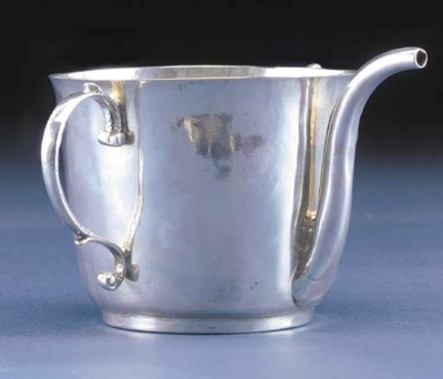 A WILLIAM AND MARY SILVER SPOU