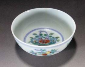 A doucai cup  Yongzheng (1723-35)