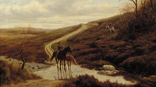 Alfred Charles Havell (1855-19