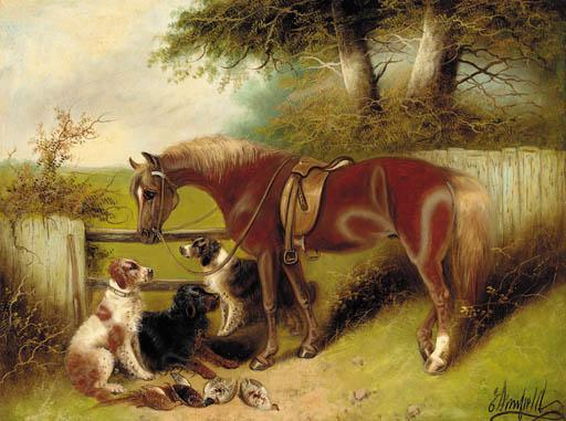 Edward Armfield, 19th Century