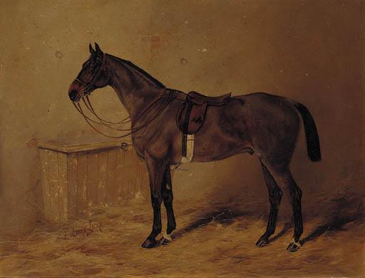 Henry Frederick Lucas-Lucas (1848-1943)