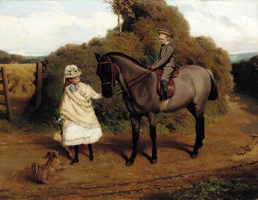 Charles Burton Barber (1845-18