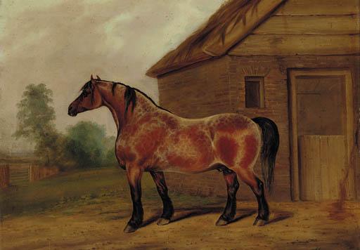 James Scraggs (FL.1816-1828)