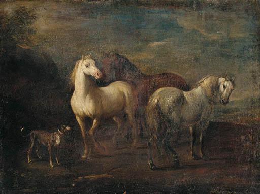 Follower of Jan Wyck