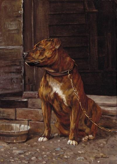 George Banham, late 19th Centu
