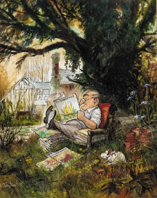 Norman Thelwell (b.1923)