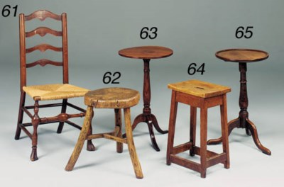 A PLUM OCCASIONAL TABLE, ENGLI