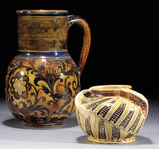 A Martin Brothers stoneware ju