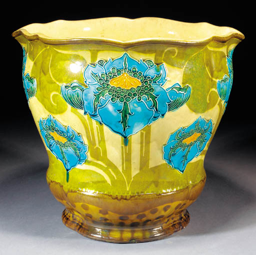 A Minton Secessionist jardinie