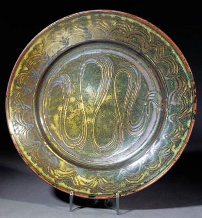 An Abuja stoneware dish