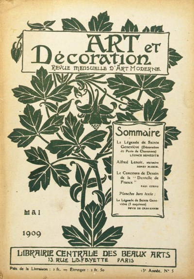 'Art et Decoration'