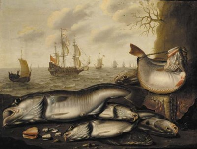 Willem Ormea (1611-1665) and A