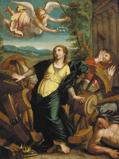 Circle of Denys Calvert (1540-