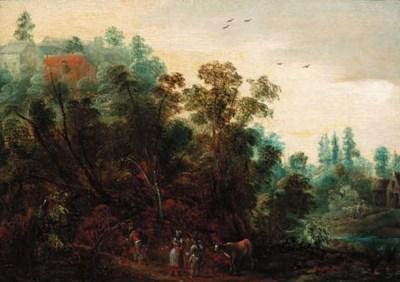 Jacques Backereel (1602-1660)