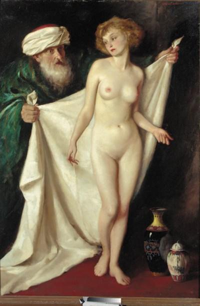 Maria Szantho (Austrian, 1902-