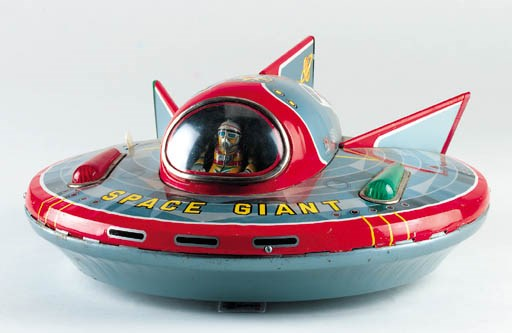 Masudaya 'Space Giant' Rocket