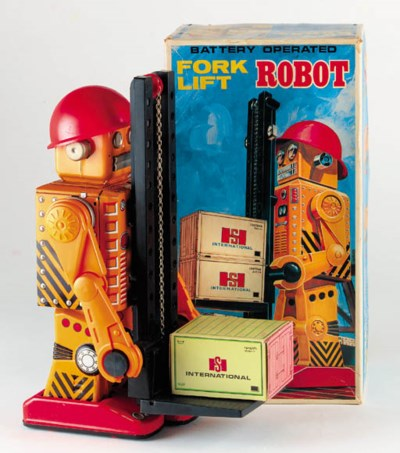 Horikawa Fork Lift Robot