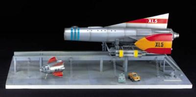 A modern replica model of 'Fir