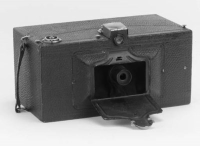 Panoram-Kodak no. 4 camera