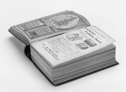 British Journal Photographic Almanac 1897