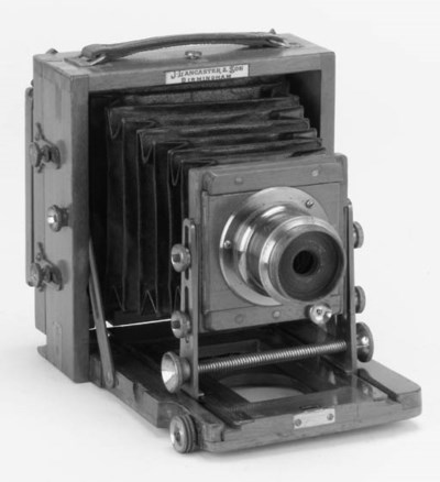 Instantograph 1893 field camer