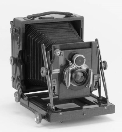 Sanderson field camera no. 157