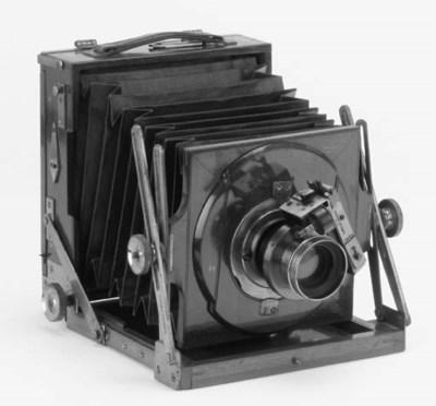 Sanderson field camera no. 268